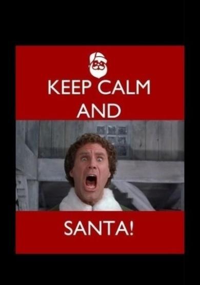 Santa - Elf